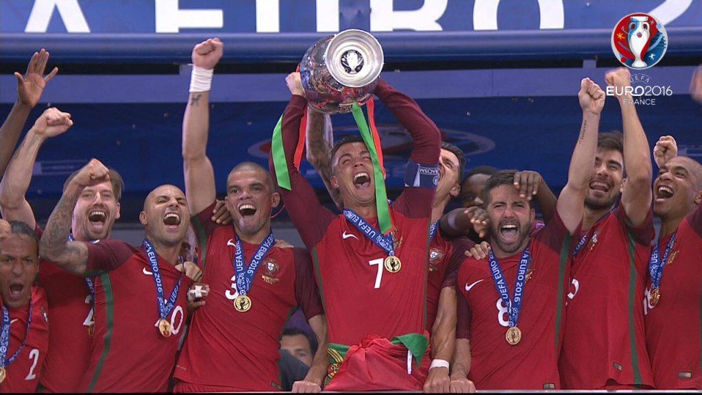 Portugal Euro 2016 winners